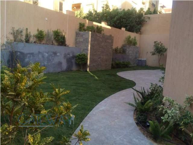 (Ref:5406) Unfurnished Ground Floor for Rent in New Cairo