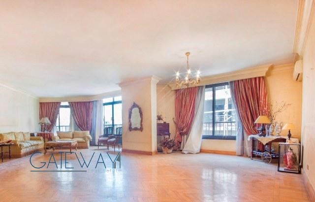 (Ref:5453) Semi-Furnished Apartment for Sale In Dokki