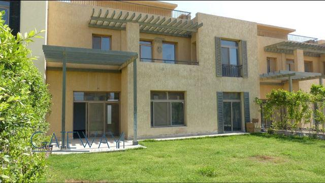 Semi-Furnished Townhouse for Rent in Allegria Compound - 25000 LE