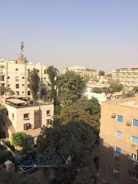 Semi-Furnished Apartment for Sale In Maadi Sarayat