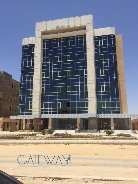 (Ref:5655) Administrative Building for Rent in New Cairo