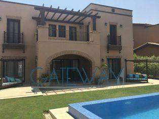 Furnished Villa for Sale in Maraasi Resort with Private Garden & Swimming Pool