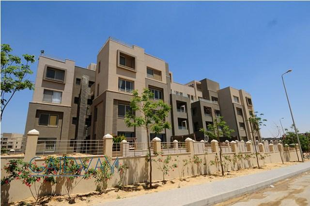 Semi-Finished Apartment for Sale in The Village Gate Compound
