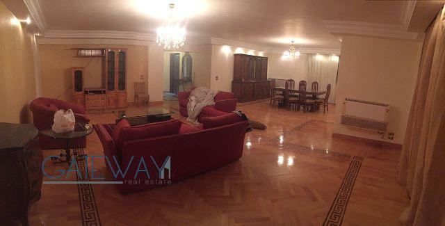 Furnished Apartment for Rent in Wadi Degla Compound