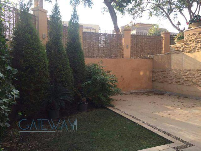 Semi-Furnished Ground Floor for Rent in Tara Compound with Private Garden