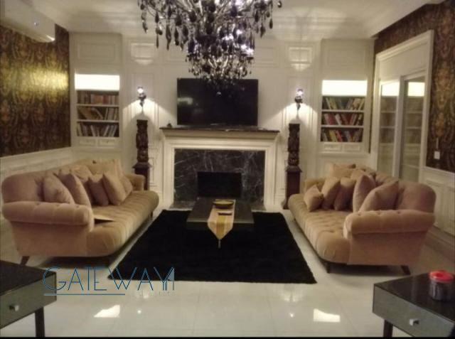 Furnished Villa for Rent in Allegeria Compound with Private Garden & Swimming Pool