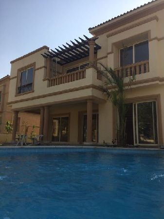 Unfurnished Villa For Rent in The Villa Compound with Private Garden