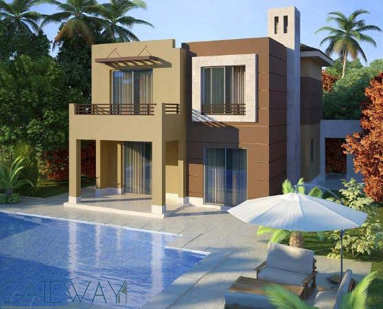 Villas For Sale in Little Venice - Swimming Pool & Private Garden - Starting price 800,000 LE.