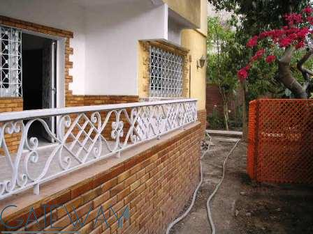 (Ref:2151) Unfurnished Ground Floor for Rent in Maadi