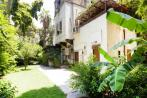Semi-Furnished Villa for Rent in Maadi Sarayat with Private Garden.