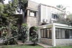 Unfurnished Villa for rent in Maadi Sarayat with Private Swimming Pool and Garden.