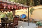Semi-Furnished Twin House for Rent in Maadi Degla with Private Garden & Shared Swimming Pool.