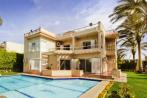 Semi-Furnished Villa for Rent / Sale in Golf Solimnia with Private Garden & Swimming Pool.