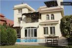 Furnished Villa for Rent in Golf Solimania with Private Garden & Swimming Pool