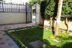 Semi-Furnished Twin House for Rent in Hadaik el Mohandseen compound with Private Garden