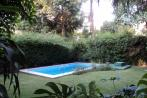 Semi-Furnished Villa for Rent in Maadi Sarayat with Private Garden & Swimming Pool.