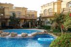 Hotel Duplex for Rent in El Safwa Compound - New Cairo.