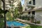 Semi-Furnished Villa for Rent in Maadi Sarayat with Private Garden & Swimming Pool