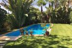 Semi-Furnished / Furnished Villa in Lake View Compound with Private garden & Swimming Pool