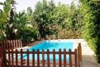 Semi-Furnished Villa for Rent in Katameya Heights Compound with Private Garden & Swimming Pool
