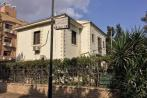 Semi-Furnished Villa for Rent in Maadi Sarayat with Private Garden