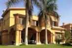 Furnished Villa for Rent in Palm Hills Compound with Private Garden & Swimming Pool
