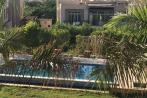 Semi-Furnished Villa for Rent in Allegria Compound with Private Garden & Swimming Pool