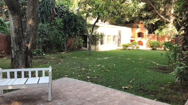Semi-Furnished Villa For Rent In Maadi Sarayat