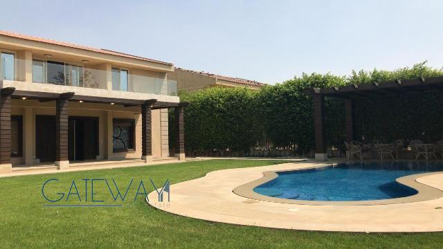 (Ref:5209) Furnished Villa for Rent in El Rabwa Compound