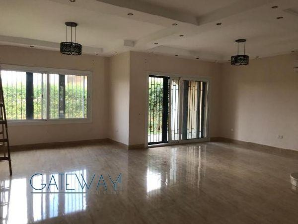 Semi-Furnished Twinhouse for Rent in Mivida Compound