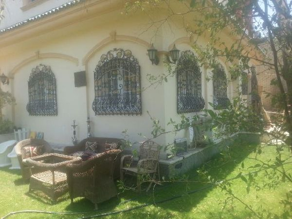 Unfurnished Villa for Sale in Hadayek Solimania Compound