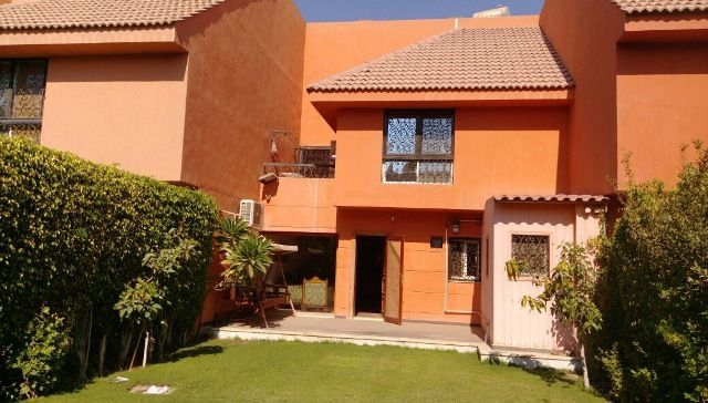 Furnished Townhouse For Rent Mina Garden City Compound