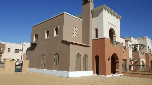Semi-Furnished Townhouse For Rent In Mivida Compound