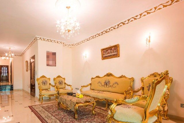Semi-Furnished Apartment for Sale in New Cairo