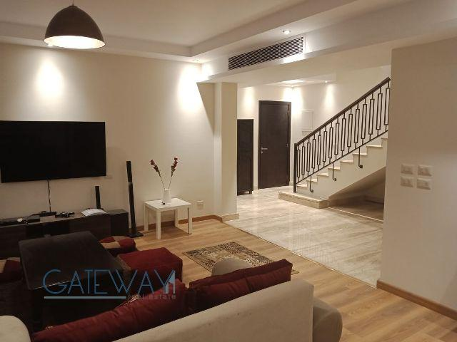 Furnished Duplex for Rent in Westown Compound
