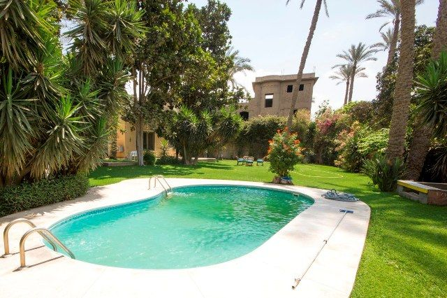 Unfurnished Villa For Sale In Cairo Alex Road