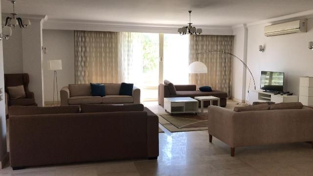 Fully Furnished Penthouse for Rent in Maadi Sarayat