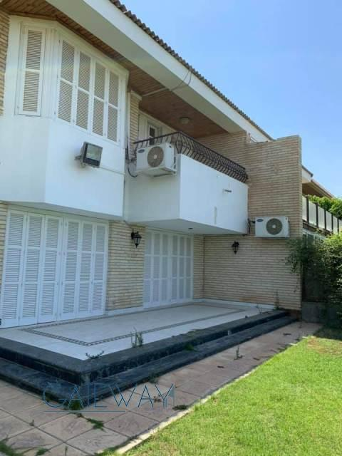 Unfurnished Twin House for Rent in El Rabwa Compound
