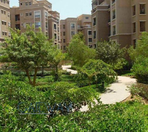 Furnished Apartment for Rent in Katameya Plaza Compound