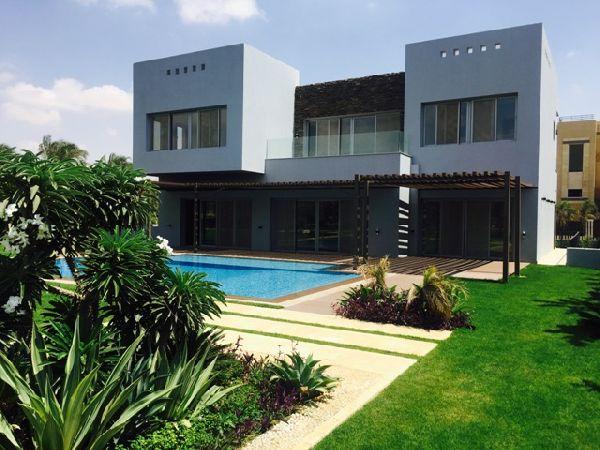 Semi-Furnished Villa for Sale in Katameya Dunes Compound
