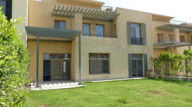 Semi-Furnished Townhouse for Rent in Allegeria Compound