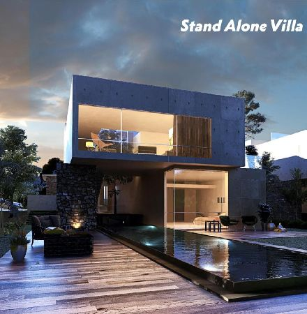 Fully Finished Villa With Penthouse For Sale , The WaterWay North Coast
