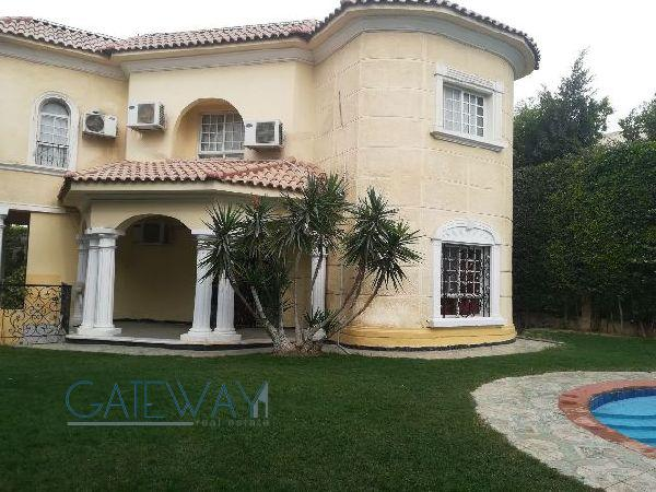 Furnished / Semi-Furnished Villa for Rent in Beverly Hills Compound