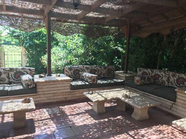 Semi-Furnished Villa for Rent in El Rabwa Compound
