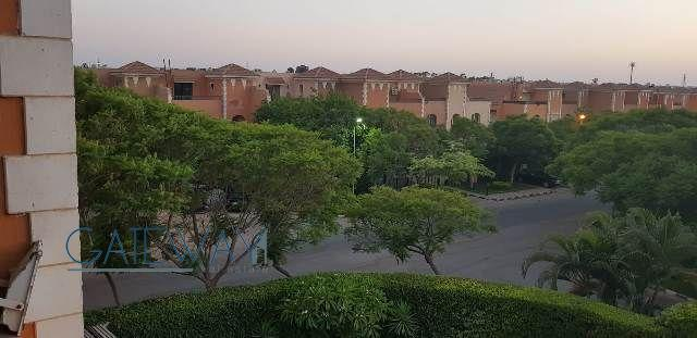 Semi-Furnished Townhouse for Sal in Mina Garden City Compound