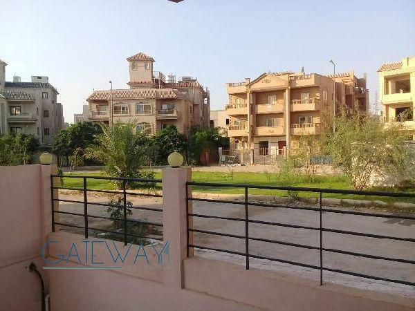 Unfurnished Ground Floor for Rent in  El Sheikh Zayed