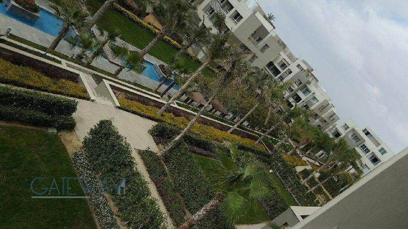 Unfurnished Apartment for Rent / Sale in Park View - New Cairo