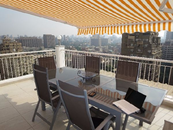 Furnished Apartment for Sale in Dokki