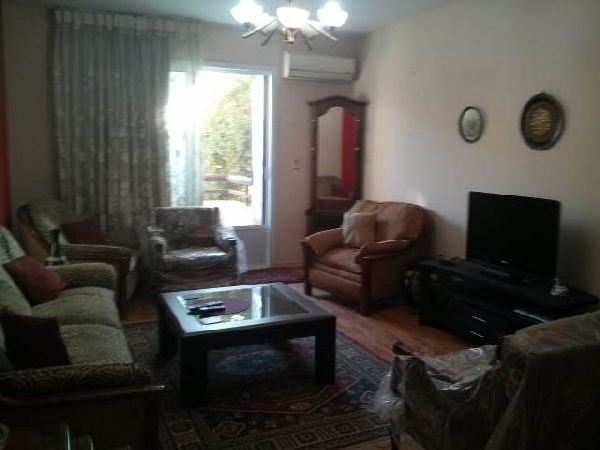 Furnished Ground Floor for Rent in El Rehab - New Cairo