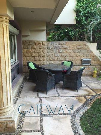 Furnished Townhouse for Rent in Katameya Residence Compound